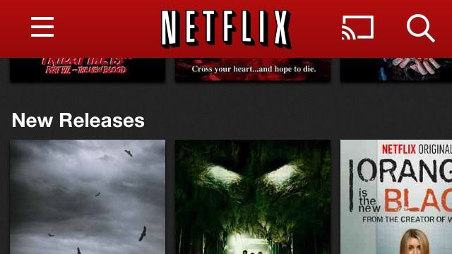 Netflix Header