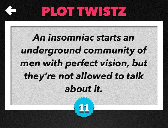 Plot Twistz