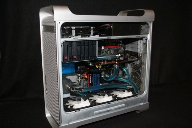 Water-cooled PowerMac G5