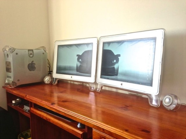 Powermac G4 Hackintosh_