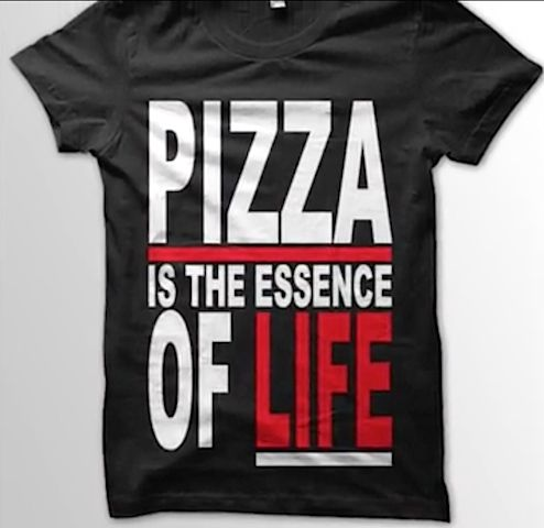 Punk Pizza Tee