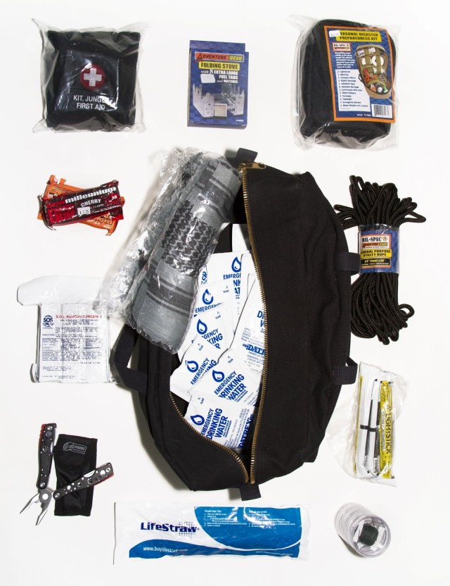 <em>SP Gear Bug Out Bag Level 2</em>