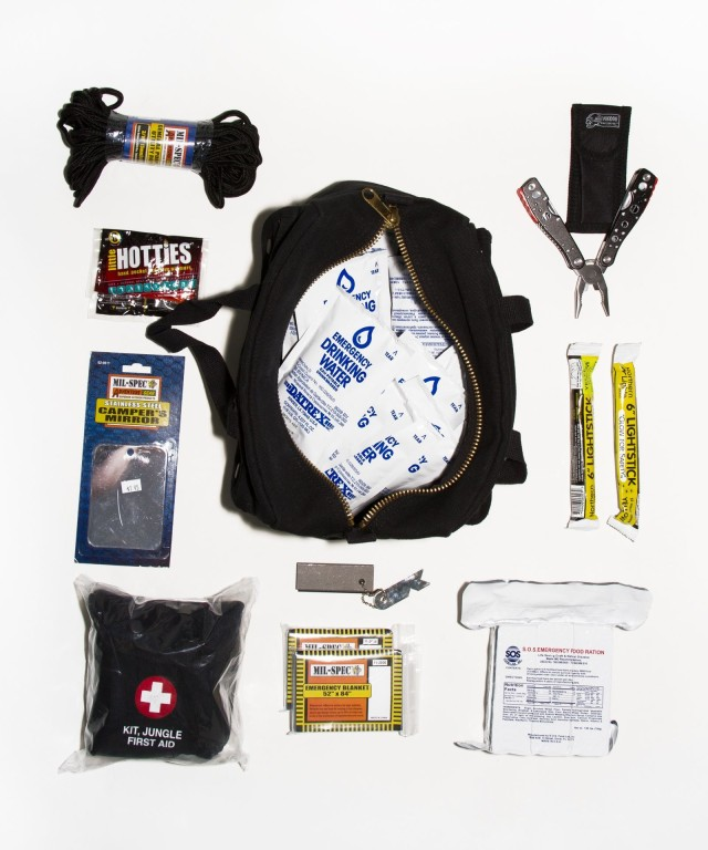 <em>SP Gear Bug Out Bag Level 1</em>