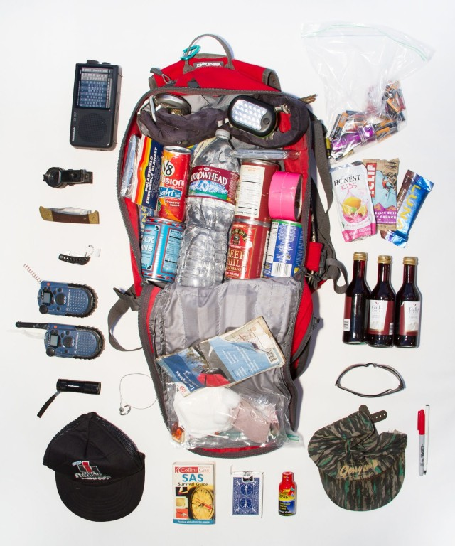 <em>Sam's Bug Out Bag 2</em>