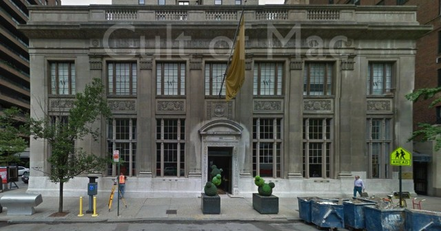 Apple's new Upper East Side store will be located on Madison Avenue.