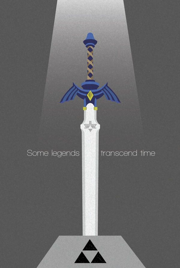 Zelda Sword