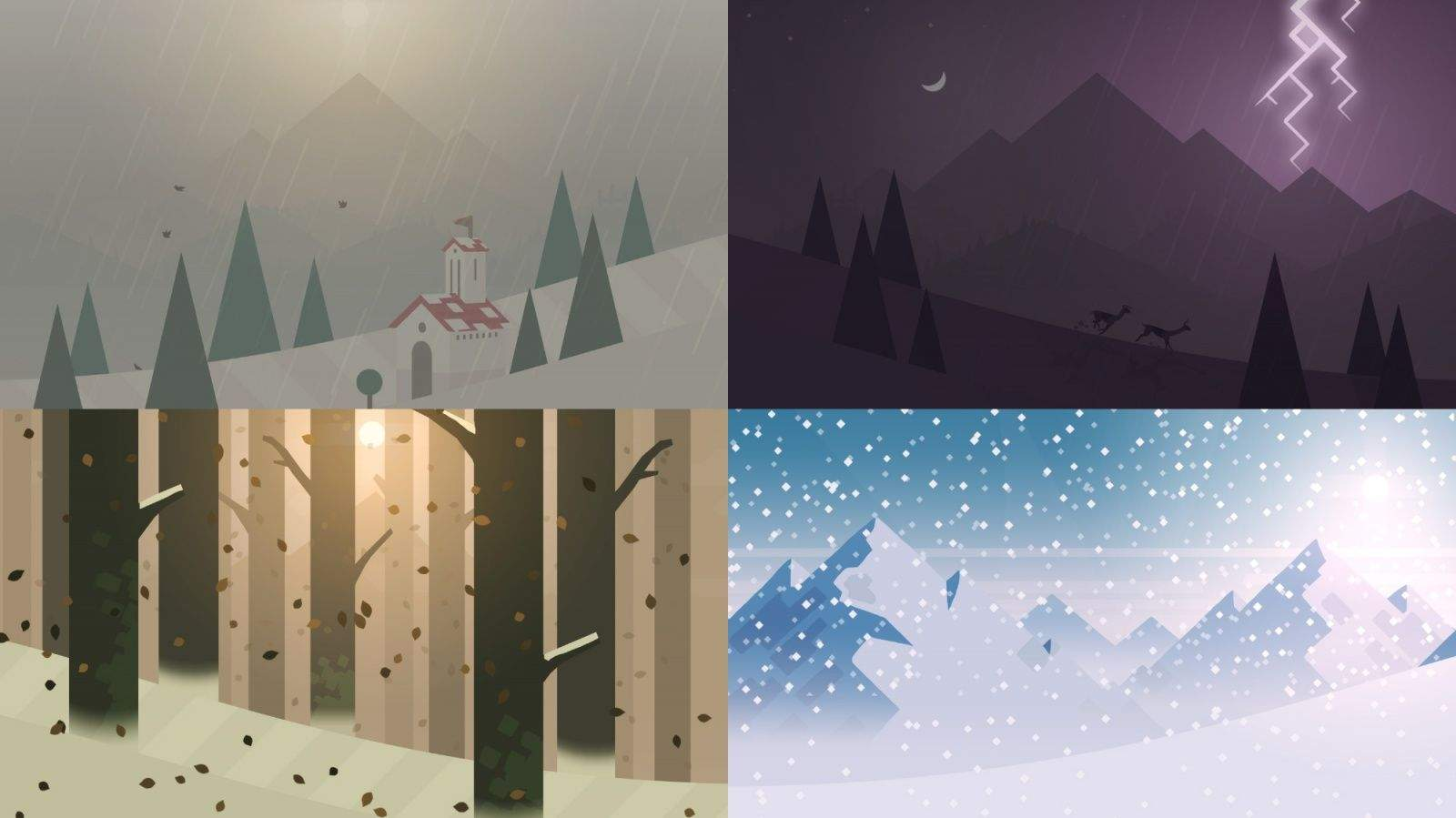 An exclusive look at Alto's Adventure, a beautiful endless ...