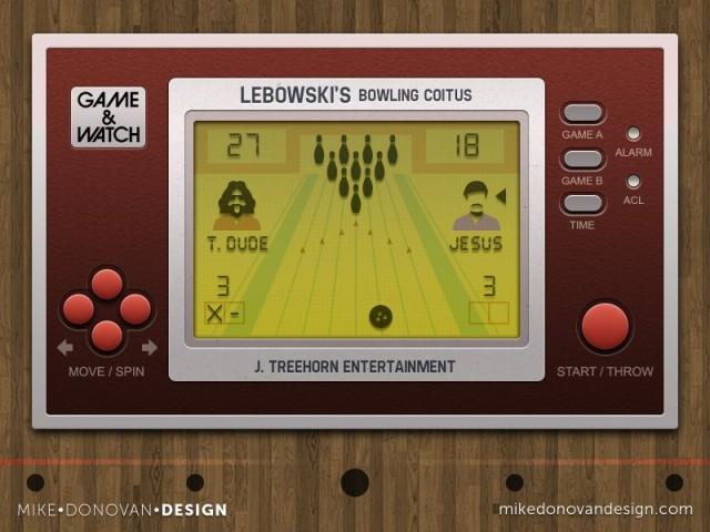 <em>Lebowski's Bowling Coitus</em>
