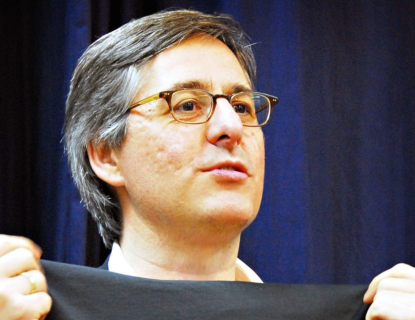 Dan Lyons, aka 'Fake Steve Jobs'. Photo: