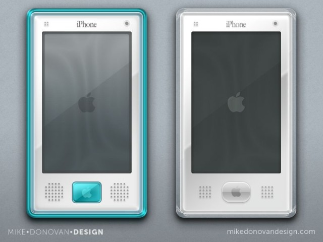 iPhone G3 and G4