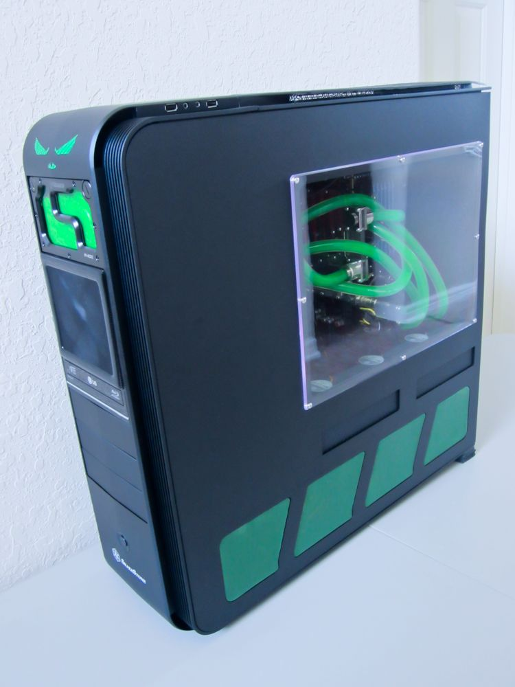 In September 2012, the HackinBeast was one of the fastest Macs on the planet with a whopping GeekBench score of 36,918.