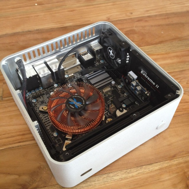 Hackintosh mini server