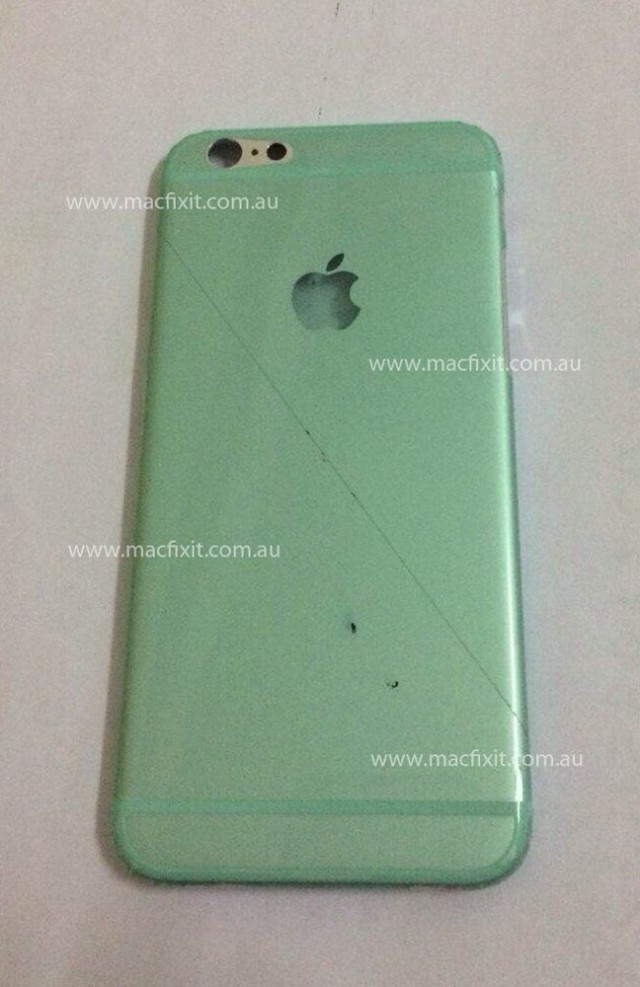 separation shoes 012af 70f00 The iPhone 6 could have a glowing Apple logo on the back | Cult of Mac