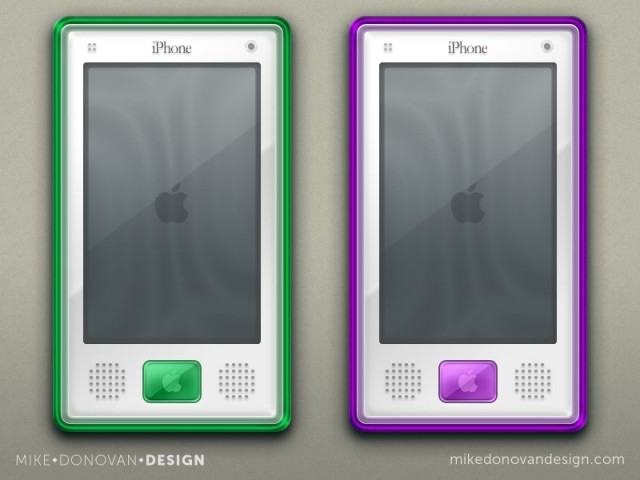 iPhone G3 color