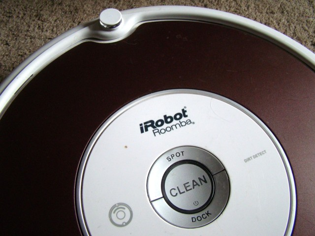 Roomba 536 robotic vacuum