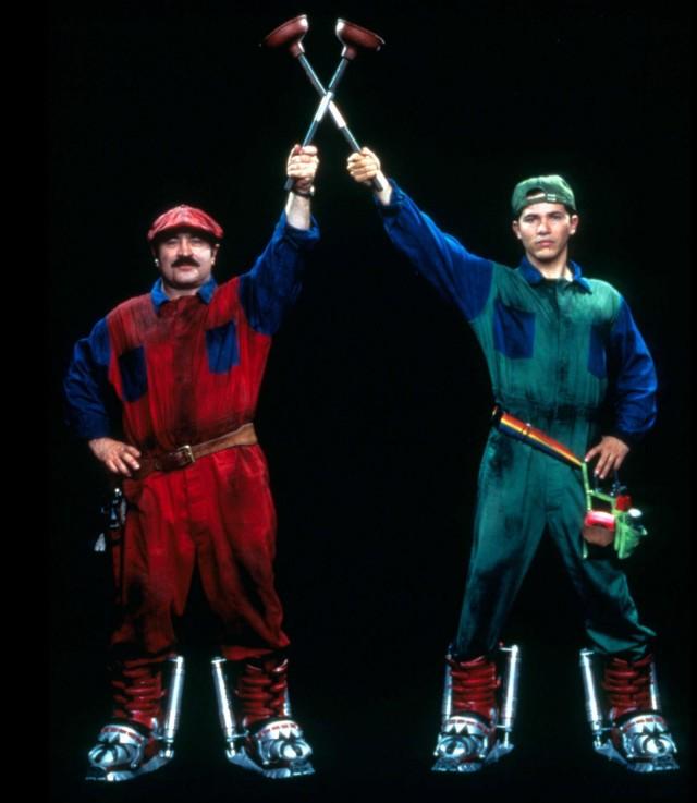 <em>Super Mario Bros.</em>