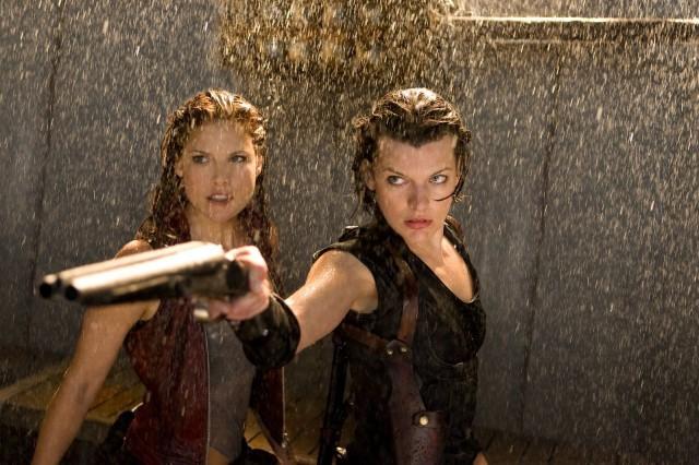<em>Resident Evil</em>