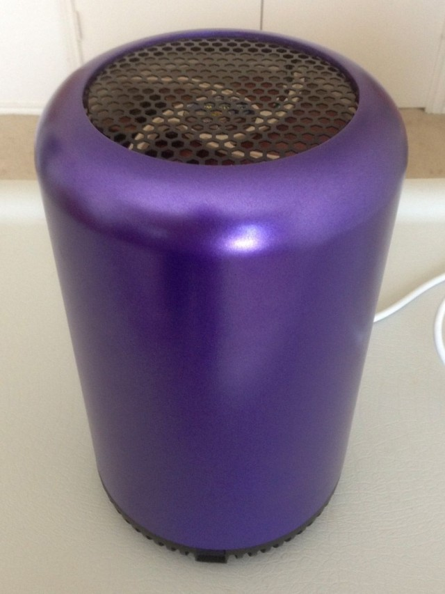Purple Mac Pro Hackintosh