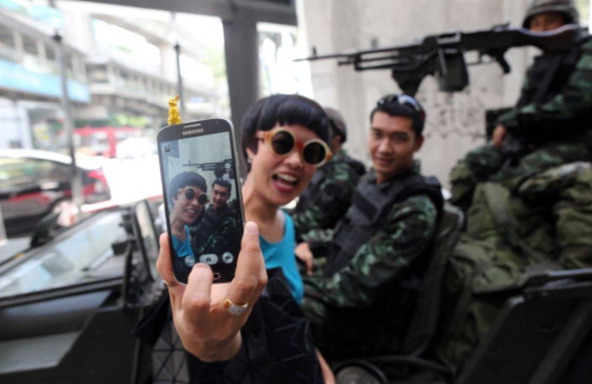 selfie-thailand