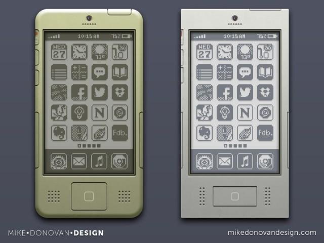 iPhone Newton