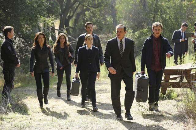 <em>Agents of S.H.I.E.L.D.</em>