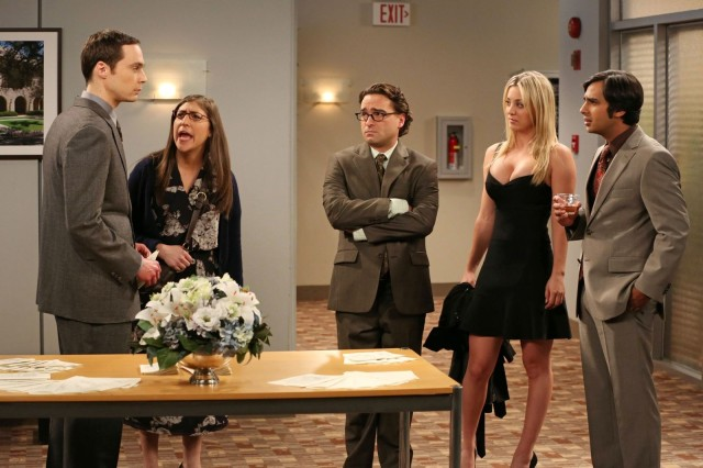 <em>The Big Bang Theory</em>