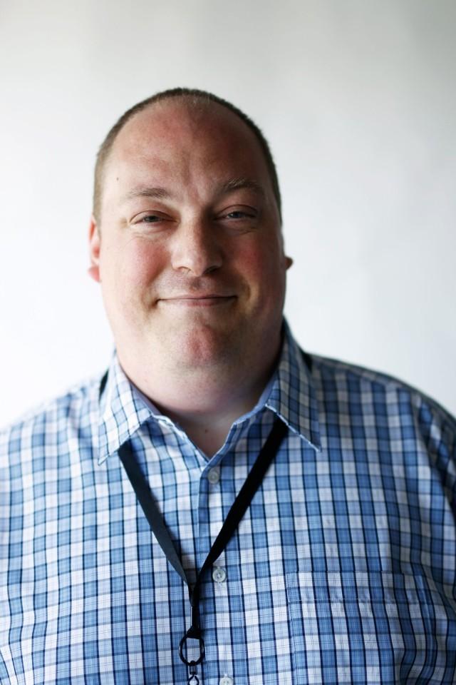 Dave Verwer, Manchester, England