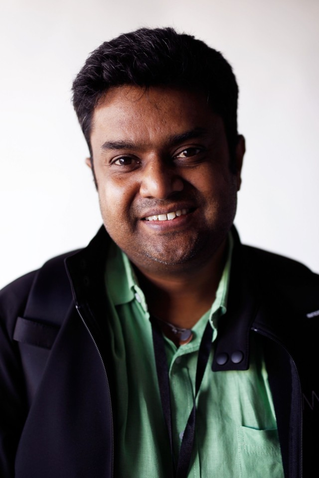 A.B. Vijay Kumar, Bangalore, India