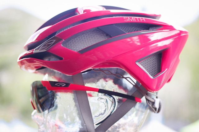 Smith Optics' Overtake helmet