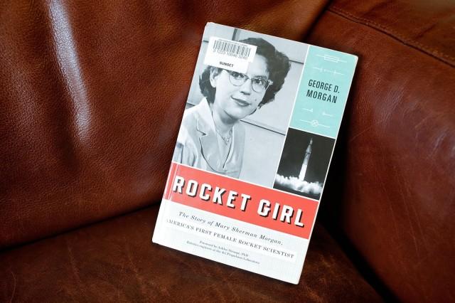 <em>Rocket Girl</em>