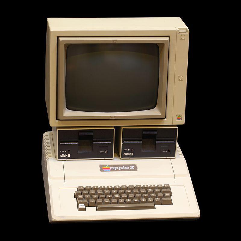 file photo of Apple II