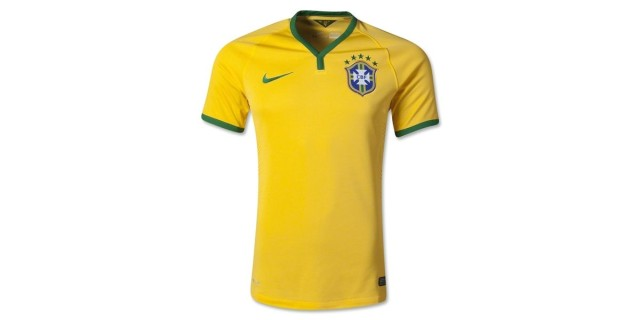 Authentic World Cup Jersey