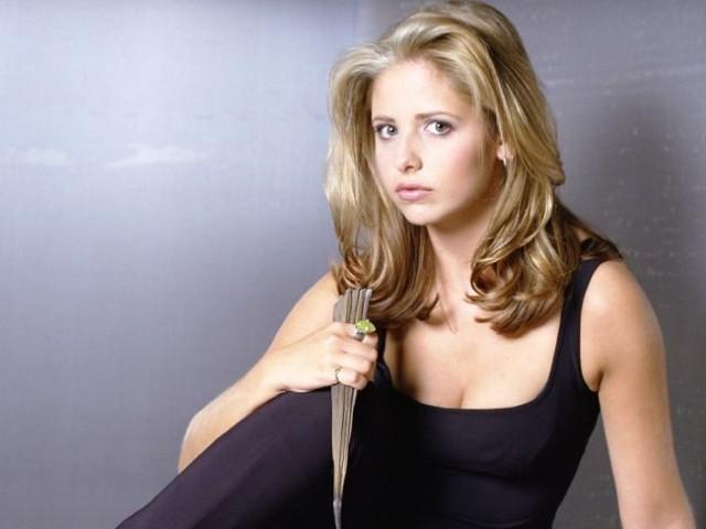 <em>Buffy the Vampire Slayer</em>
