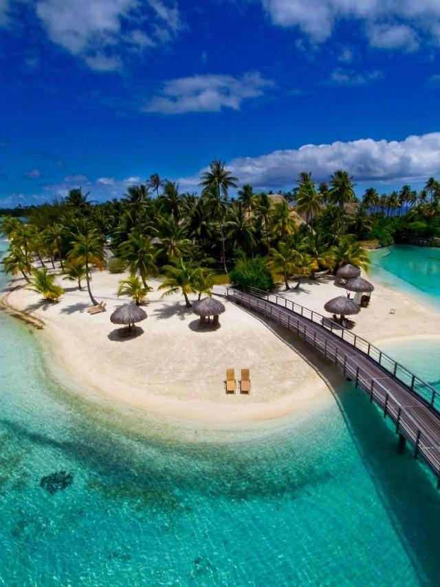December in Bora Bora
