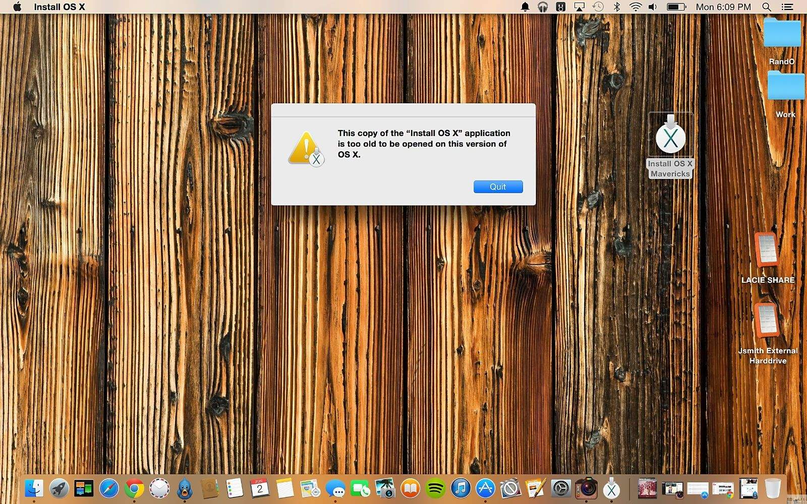 Don't let this happen to you. Screengrab and photos: Joshua Smith/Cult of Mac