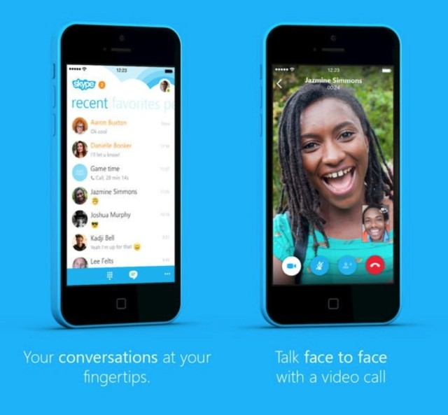 how to use video call on mobile