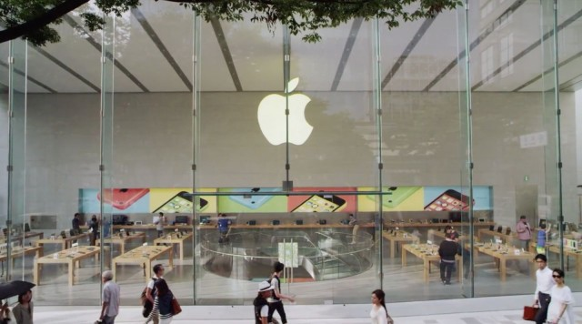 Apple Celebrates Quot Stunning Quot New Store Opening In Tokyo