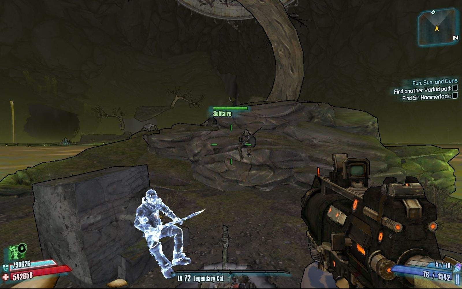 5 crazy Borderlands 2 Easter eggs you'd never find on your
