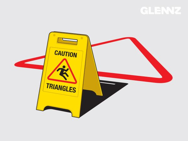 Triangles Ahead