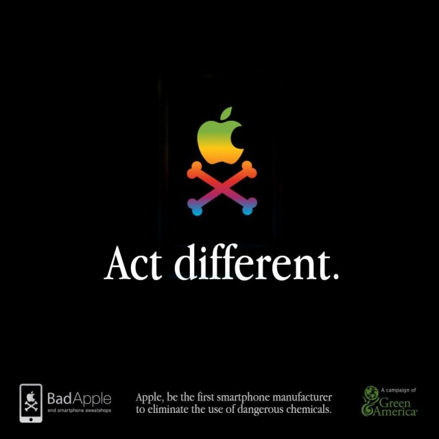 act-different