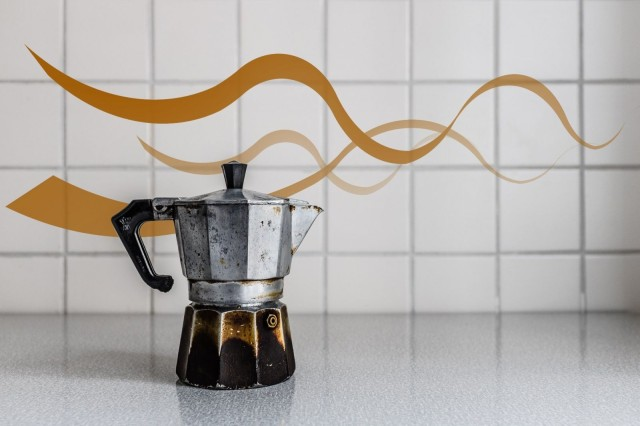 The moka pot was designed over 80 years ago, but still beats most modern methods. Photos Charlie Sorrel/Cult of Mac