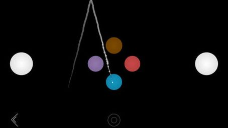 Cloned Blek took one of the most unique iOS puzzle games in ages and, well, made it less unique.