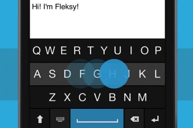 The first third-party keyboard for iOS 8 is already here