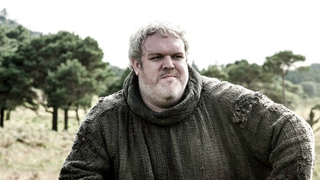 (photo of Hodor courtesy of HBO)
