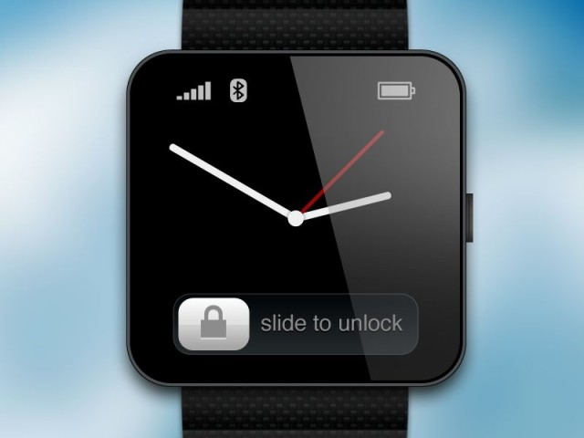 Ditching the traditional watch face