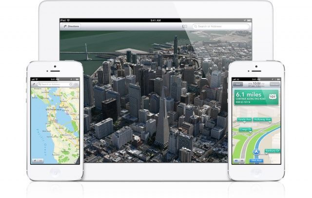 TomTom will continue to power Apple Maps.