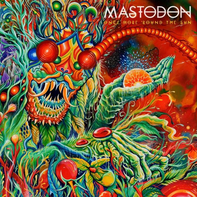 Mastodon - <em>Once More Around the Sun</em>