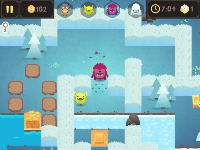 Adorable Puzzler Monsters Ate My Birthday Cake Will Keep You Up All