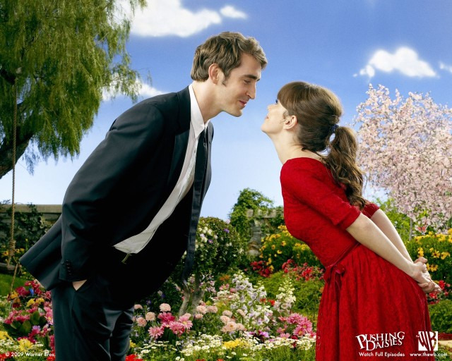 <em>Pushing Daisies</em>