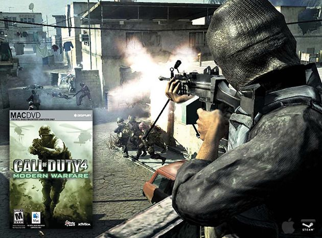 Call Of Duty Modern Warfare 3 PC Game Download -Ocean of …
